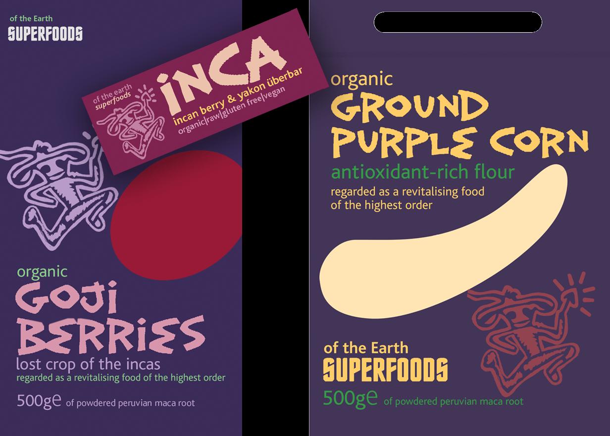 Superfoods Packaging