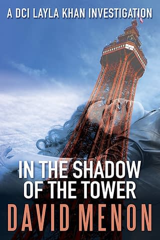 In the Shadow of the Tower - Ebook cover design