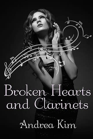 Broken Hearts and Clarinets - Book cover artwork