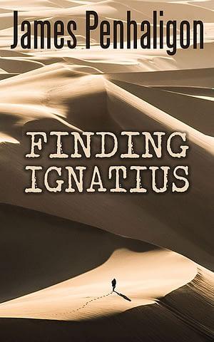 Finding Ignatius - Ebook cover