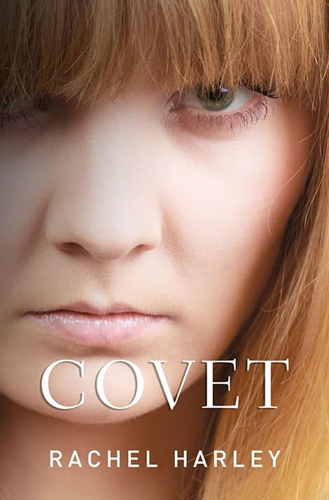 Covet - Ebook and print book cover design