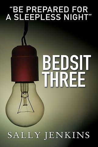 Bedsit Three - Book cover design