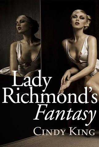 Lady Richmond's Fantasy Ebook Cover Design