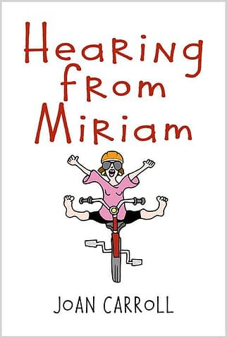 Hearing from Miriam - Ebook cover design