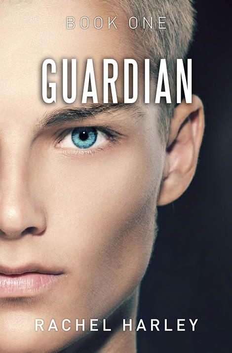 Guardian - Book cover design
