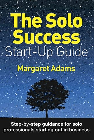 The Solo Success Start-Up Guide Ebook Cover Design