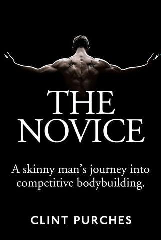 The Novice - Ebook design
