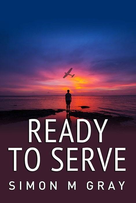 Ready To Serve – Ebook Cover Design