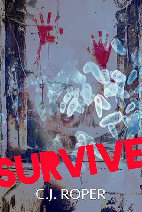 Survive - ebook cover design
