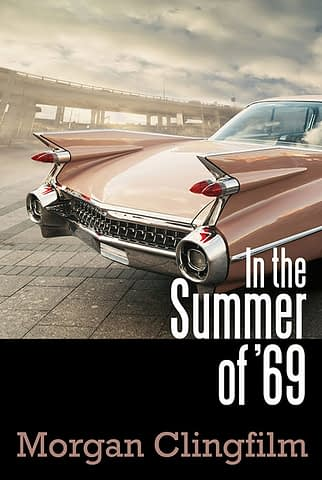 In the Summer of '69 - Ebook cover example