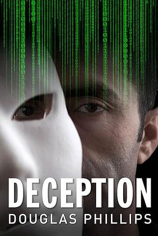 Deception - Book cover design