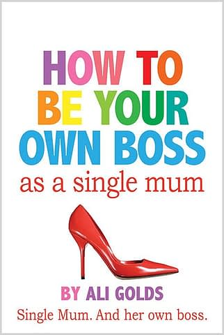 HOW TO BE YOUR OWN BOSS Ebook Cover Design