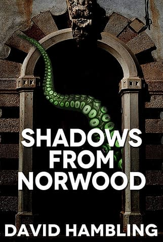 Shadows from Norwood Ebook Design