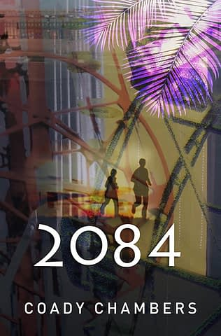 2084 – Ebook cover design Example