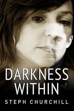Darkness Within Ebook Cover Design