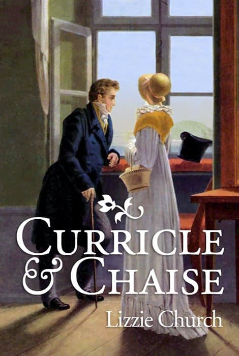 Curricle & Chaise - Ebook Cover Design