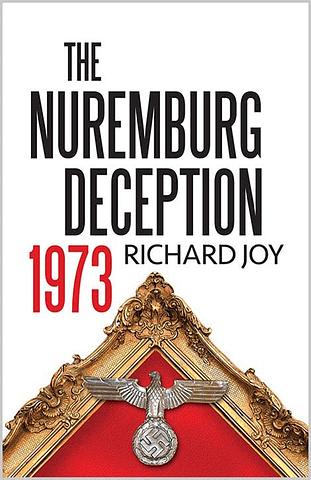 The Nuremburg Deception -Ebook cover design