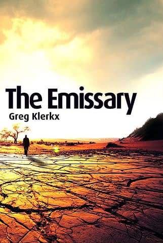 The Emissary book cover design