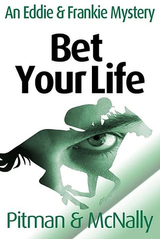 Bet Your Life - Book cover design