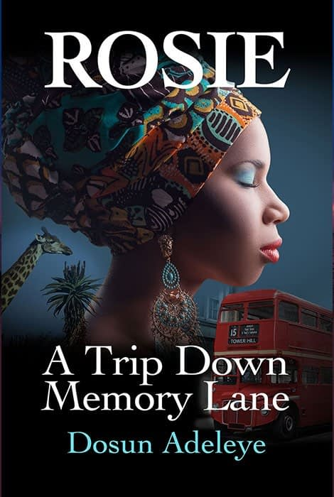 Rosie - Ebook cover design