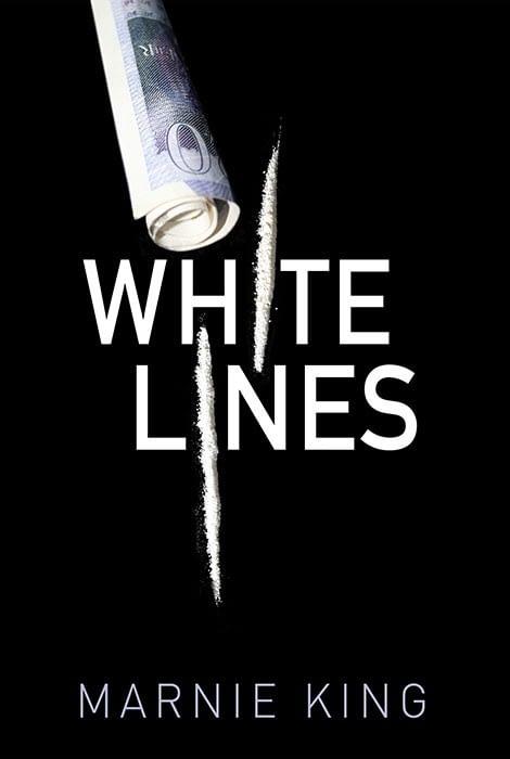 White Lines - Ebook cover Design